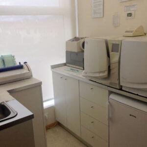 Autoclavi area sterilizzazione